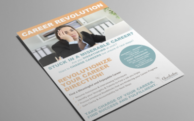 Charleston Counseling Center Career Flyer