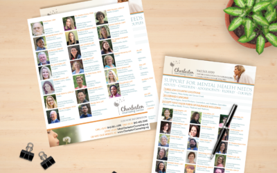 Charleston Counseling Center Staff Flyer