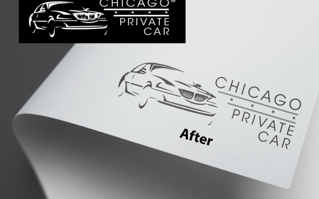 Chicago Private Car® Logo Fix