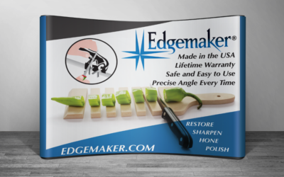 Edgemaker® Trade show Display