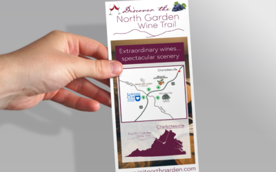 North Garden Wine Trail Card