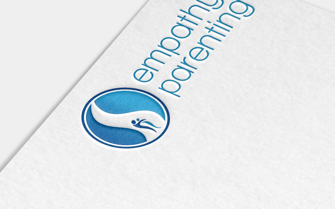 Before and After: Empathy Parenting Logo