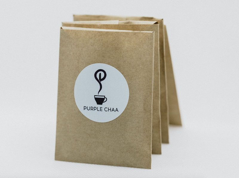 Purple Chaa Tea Logo